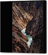 Great Divide Canvas Print