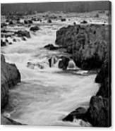 Great Falls Potomac Canvas Print