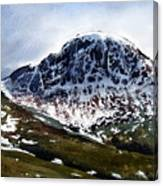 Great Gable Canvas Print
