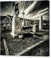 Great Orme Graveyard Canvas Print