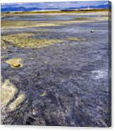 Great Salt Lake Basin Canvas Print