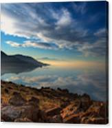 Great Salt Lake Utah Canvas Print