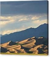 Great Sand Dunes, Colorado Canvas Print