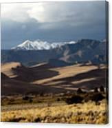 Great Sand Dunes National Park Canvas Print