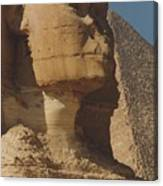 Great Sphinx Of Giza Canvas Print