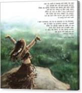 Great Spirit Prayer Canvas Print