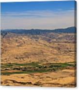 Great View Canvas Print