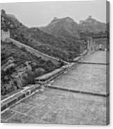 Great Wall 5, Jinshanling, 2016 Canvas Print