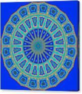 Grecian Tiles No. 2 Canvas Print