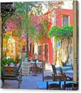 Greek Culture - 4162 Canvas Print