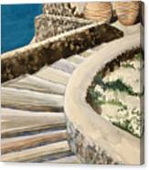 Greekscape 3 Canvas Print