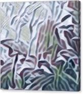 Green 2  Canvas Print