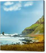 Green Giant Canvas Print