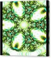 Green Jello Canvas Print