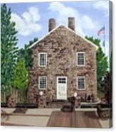 Greensburg Kentucky Courthouse Canvas Print