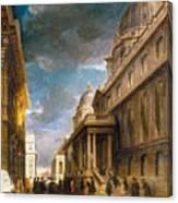 Greenwich Hospital Canvas Print