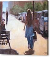 Greenwich Canvas Print