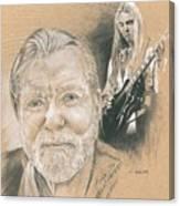 Gregg Allman Canvas Print