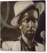 Gregory Isaacs Canvas Print