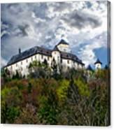 Greifenstein Castle Canvas Print