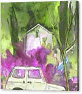 Greve In Chianti In Italy 02 Canvas Print