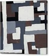 Grids  Canvas Print