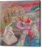 Grief's Paths Canvas Print