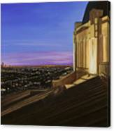 Griffith Park Observatory Canvas Print