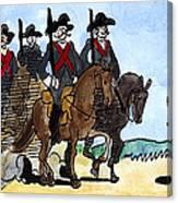 Grimm: Brave Little Tailor Canvas Print