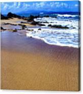 Gringo Beach Vieques Puerto Rico Canvas Print