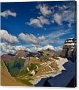 Grinnell Glacier Overlook Canvas Print
