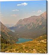 Grinnell Glacier Trail Glacier National Park Canvas Print