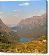 Grinnell Glacier Trail Panorama Canvas Print