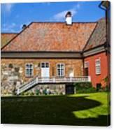 Gripsholm Keep Canvas Print