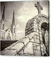 Gritty Faith Canvas Print
