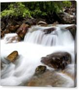 Grizzly Creek Canvas Print