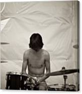 Grohl Canvas Print