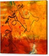 Ground Coffee Canvas Print