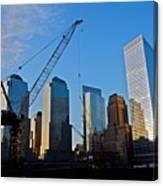 Ground Zero - Nyc - Canvas Print
