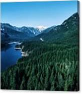 Grouse Mountain Canvas Print