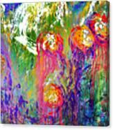 Growth Bright Canvas Print