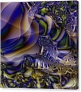 Growth Segmentation Canvas Print