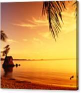 Guam, Agat Bay Canvas Print