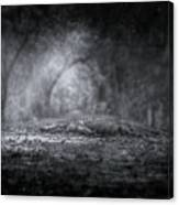 Guardian Of The Forest Canvas Print