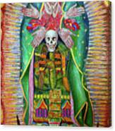 Guatlicue Canvas Print