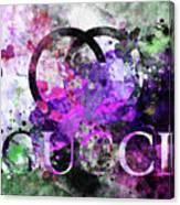 284e4b3324af Gucci Logo 2 Watercolor 2 Acrylic Print by Del Art