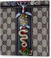 Gucci Monogram With Jewelry 3 Canvas Print