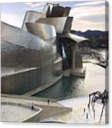 Guggenheim Bilbao Museum Canvas Print