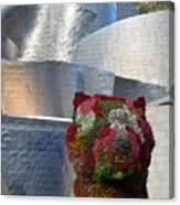 Guggenheim Museum Bilbao - 2 Canvas Print
