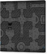 Guild Of Dungeoneering Canvas Print